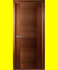 Межкомнатные двери Авангард орех