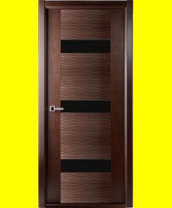 Межкомнатные двери Авангард плюс венге