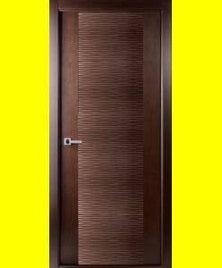 Межкомнатные двери Авангард венге