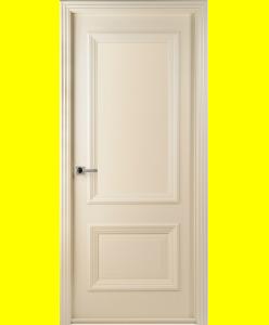 Межкомнатные двери Франческо слоновая кость ПГ
