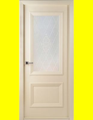 Межкомнатные двери Франческо слоновая кость ПО Киев цена