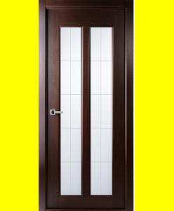 Межкомнатные двери Гранд венге ПО