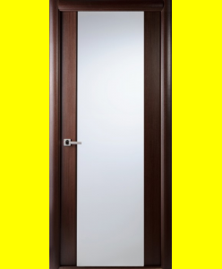 Межкомнатные двери Грандекс 202 венге