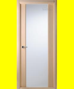 Межкомнатные двери Грандекс 202 дуб беленый