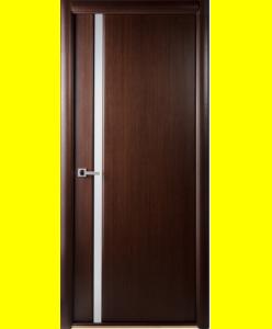 Межкомнатные двери Грандекс 208 венге
