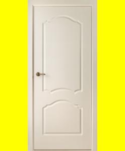 Межкомнатные двери Каролина слоновая кость ПГ