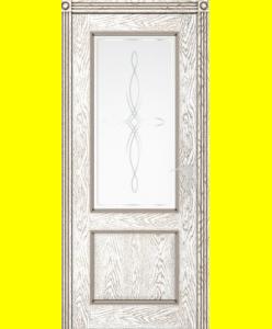 Межкомнатные двери Бергамо-3 ПО