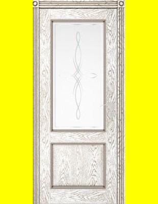Межкомнатные двери Бергамо-3 ПО Киев цена