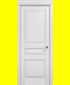 Межкомнатные двери Бланш-12 белый мат