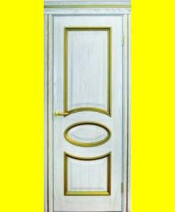 Межкомнатные двери Лутон в обкладе
