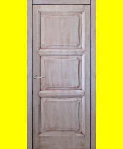 Межкомнатные двери Даяна ПГ серый дуб