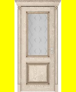 Межкомнатные двери Бергамо-1 ПО