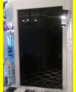 Стеклянные межкомнатные двери 19