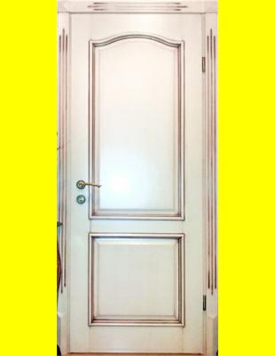 Выгодное предложение в Киеве: межкомнатные двери Массив 37 патина недорого