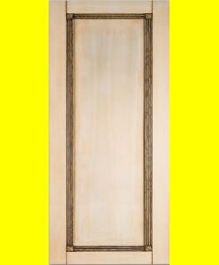 Деревянные двери Массив 4 патина
