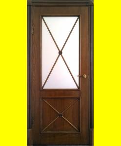 Деревянные двери Массив 51