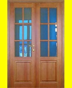 Деревянные двери Массив 58-2X