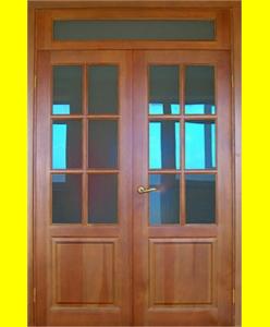 Деревянные двери Массив 58-2XF