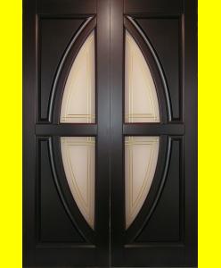 Деревянные двери Массив 63-2X