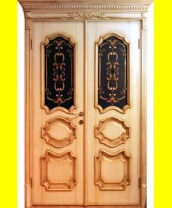 Деревянные двери Массив 75-2X
