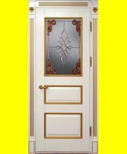Деревянные двери Массив 80