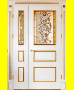 Деревянные двери Массив 80-2X