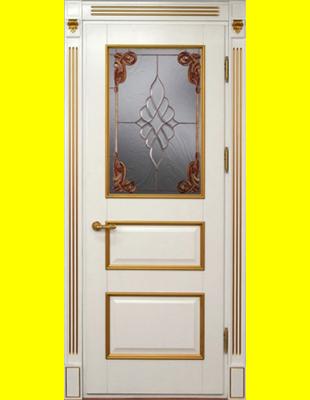 Выгодное предложение в Киеве: межкомнатные двери Массив 80 недорого