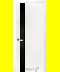 Межкомнатные двери Терминус 21 ясень белый