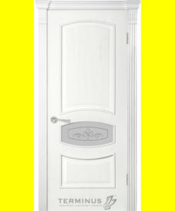 Межкомнатные двери Терминус 50 ясень белый