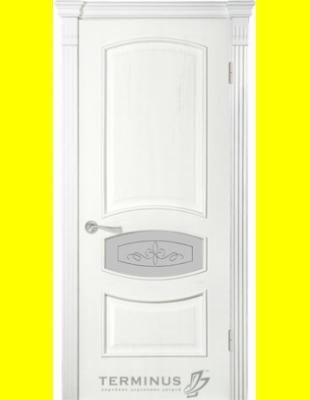 Межкомнатные двери Терминус 50 ясень белый Киев