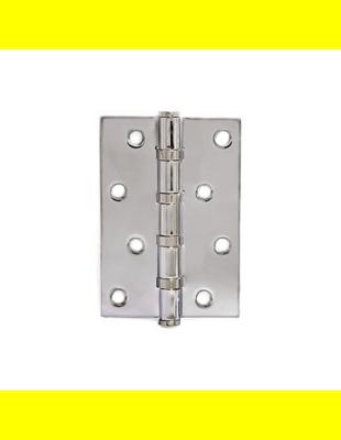 Петли дверные межкомнатные 100-B4-Steel-CR Киев