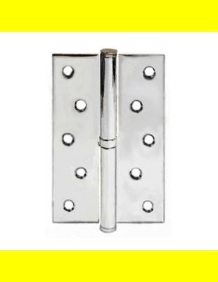 Петли дверные межкомнатные 125-B-Steel-CR L/R Киев