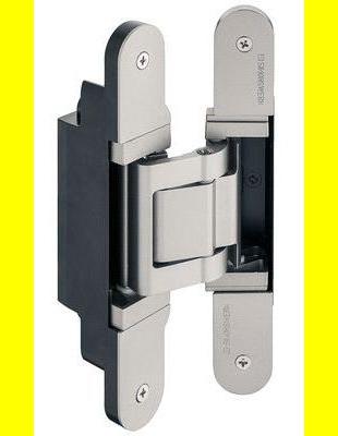 Скрытые петли дверные межкомнатные Simonswerk Tectus TE 340 3D (80 кг) Киев