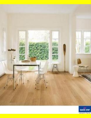 Ламинат Quick Step Natural varnished Oak IM3106