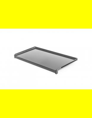 Отлив Серебряный глянец  сталь 150 мм