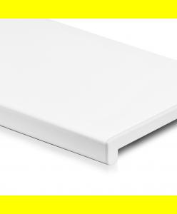 Подоконник Белый глянец прямой Crystalit 150 мм