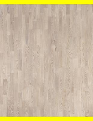 Паркетная доска Polarwood Дуб TUNDRA белый мат
