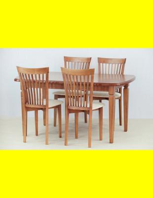 Обеденный комплект Мастер,стулья 7м