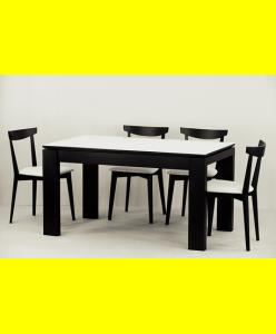Обеденный комплект Мілан камень,стулья 4м