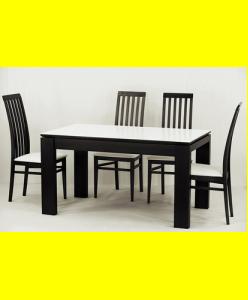 Обеденный комплект Мілан камень,стулья 6м