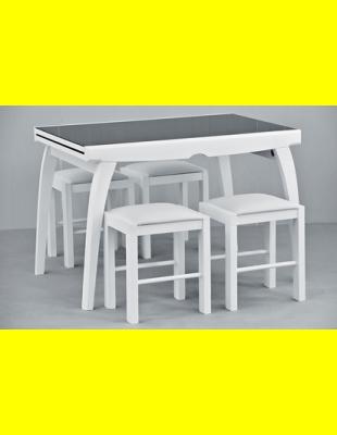 Обеденный комплект Фаворит-02 стекло,стулья 2м