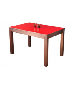 Кухонный стол Неаполь-стекло