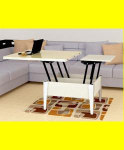 Стол трансформер Стоун-стекло
