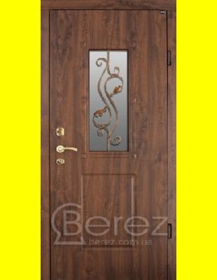 Входные двери недорого Ампир (улица)