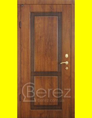 Входные двери недорого Ариадна-берез патина