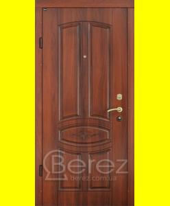 Входные двери В-60 патина