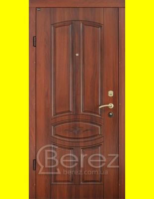 Входные двери недорого В-60 (улица)