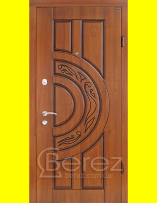 Входные двери недорого Рассвет патина
