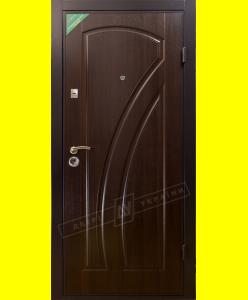 Входные двери Салют мдф/мдф