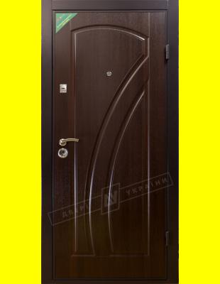 Входные двери недорого Салют мдф/мдф